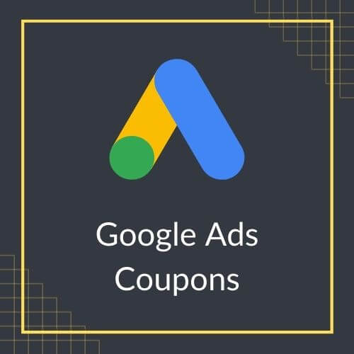 Google Ads Coupons