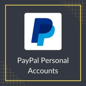 PayPal Personal Accounts